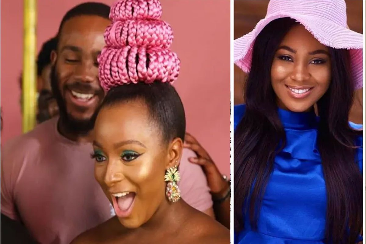Kiddwaya Spotted Having Dinner With DJ Cuppy In London After Unfollowing Erica (VIDEO)
