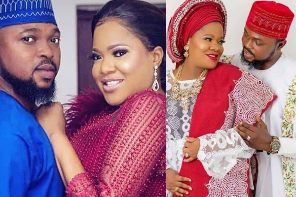 """""""Please, Come Home I Miss You""""- Toyin Abraham Begs Her Husband"""