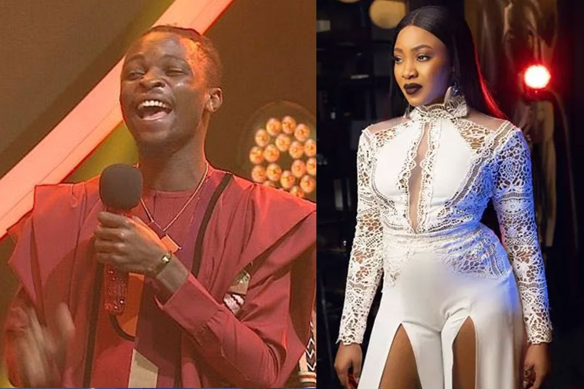 Erica's Fans Mock Laycon After She Snubbed Him At Dorathy's Birthday Party (VIDEO)