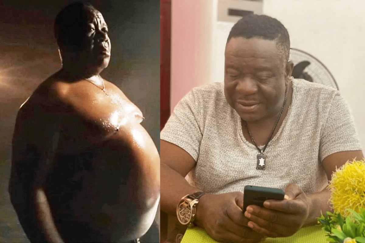 Months After Mr Ibu Was Poisoned By His Staff, See His Fresh Photos And How He Has Changed