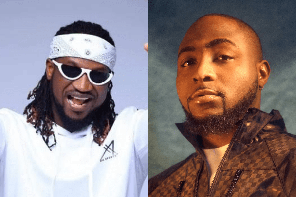 'On What Audacity Do You Have To Call My Friends And Family Puz**y?' – Paul Okoye Confronts Davido