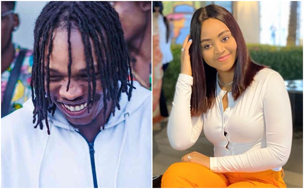 'Kill Them'- Naira Marley Tells Regina Daniels After She Made This Naughty Comment