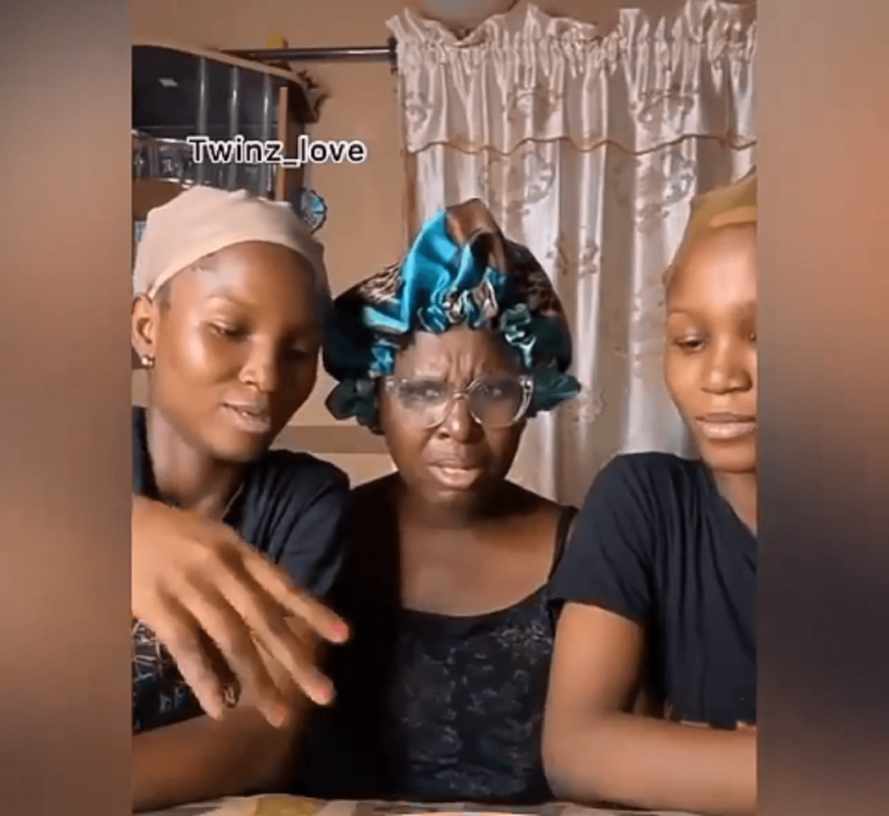 Video of Nigerian Twins Trying To Play Smart On Their Mother Goes Viral