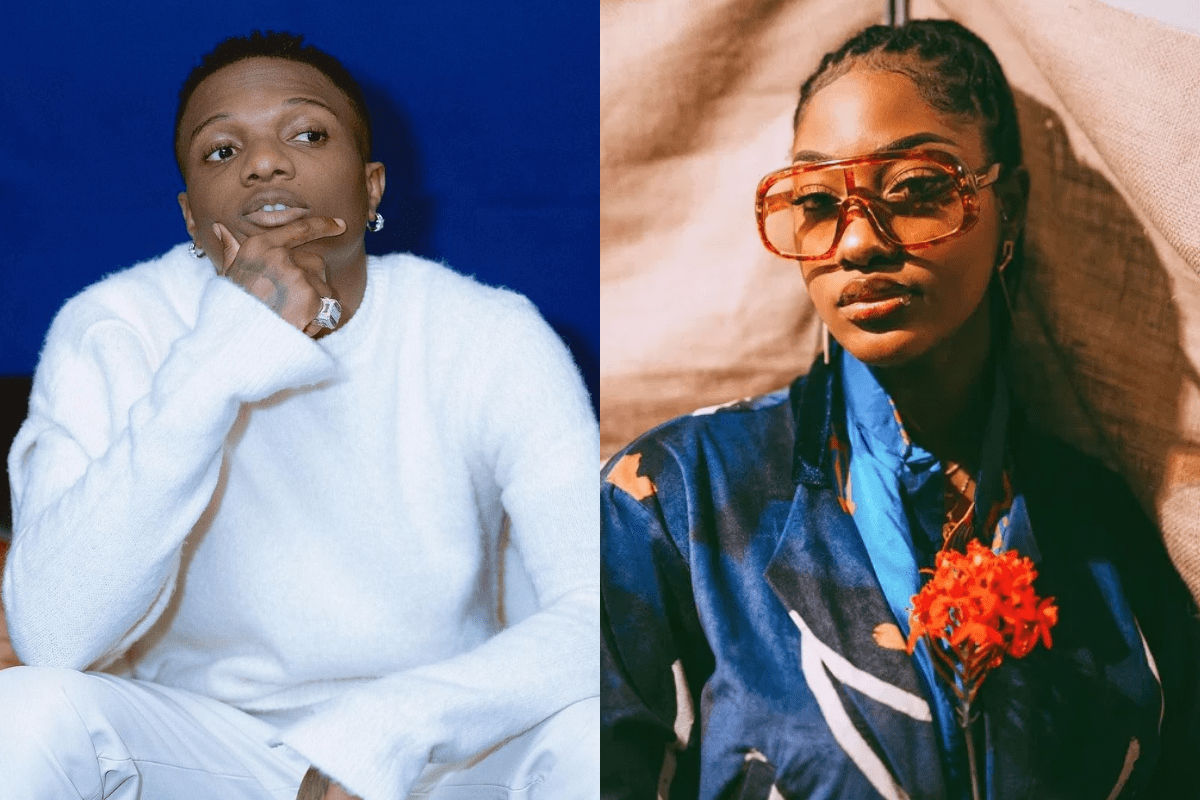 'Magic' – Wizkid Discloses The Fantastic Feeling Of Being In Same Studio With Beautiful Temsbaby