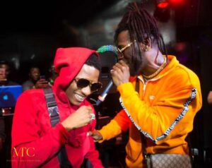 #MOBOAwards: Burna Boy Crowned Best International Act As Wizkid Emerges Best African (Full List Of Winners)