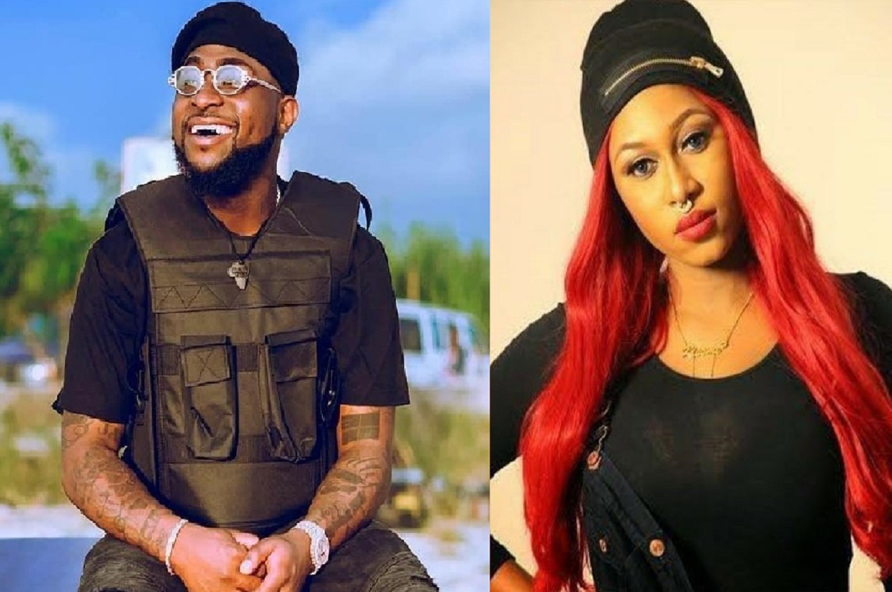 Davido Could Not Even Fulfil His Promise Of Marrying Chioma So Don't Be Sad He Couldn't Help You'- Cynthia Morgan Told