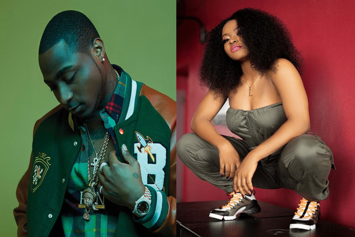 Fans React As Davido Announces The Release Of New Single For His First Lady, Liya`