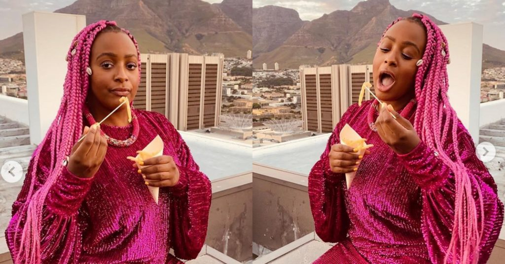 Dj Cuppy Shows Of The 3 New iPhone 12 Pro Max She Got After Asking On Birthday (Video)