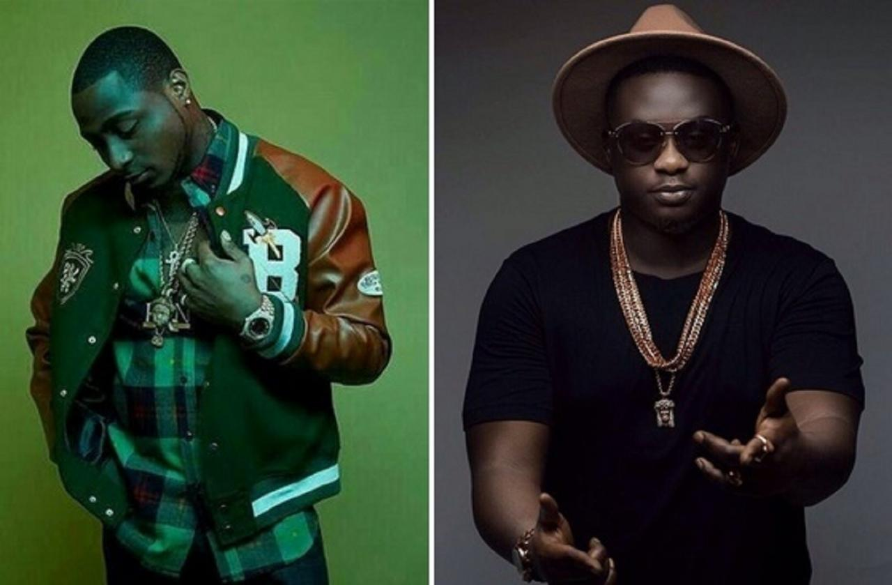 """Video: Davido And Wande Coal Spotted Singing And Vibing To """"The Best""""By Davido"""