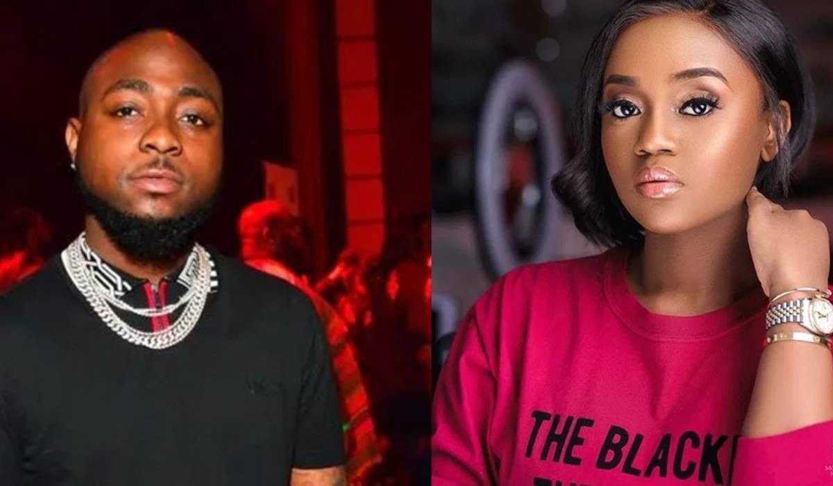 JUICY GIST: Davido & Chioma Allegedly Traded Blows Before He Went To Ghana Because Chioma Caught Him Cheating