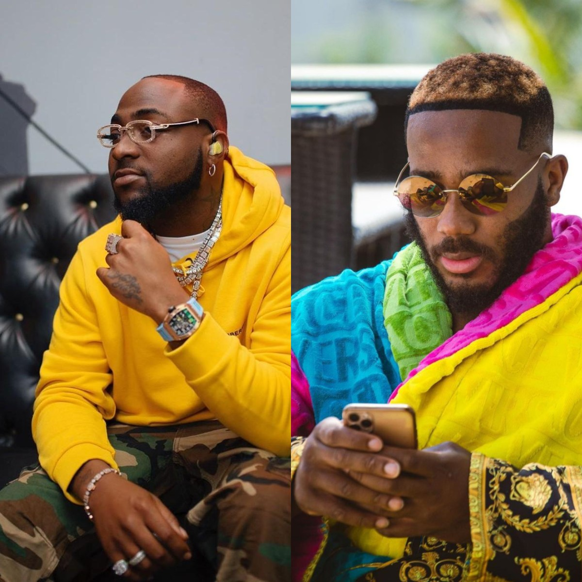 After Davido, Peruzzi, And Zlatan Performed In Kiddwaya's Hometown, See What Kidd Told Them