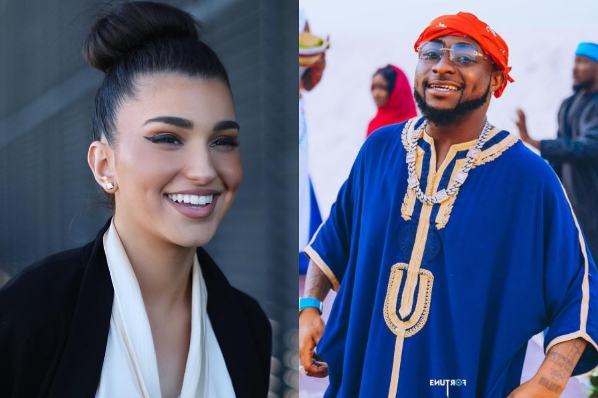 American Singer, Enisa Lands Music Collaboration With Davido