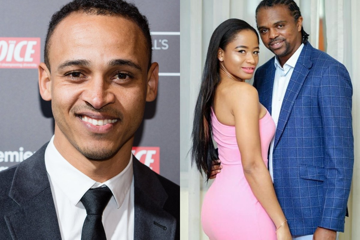 """""""How Can A Wife Of A Legend Like Nwankwo Kanu Be Chasing Me In My Dm"""" – Retired Nigerian Player, Osaze Odemwingie Exposes Amara Kanu (Photos)"""