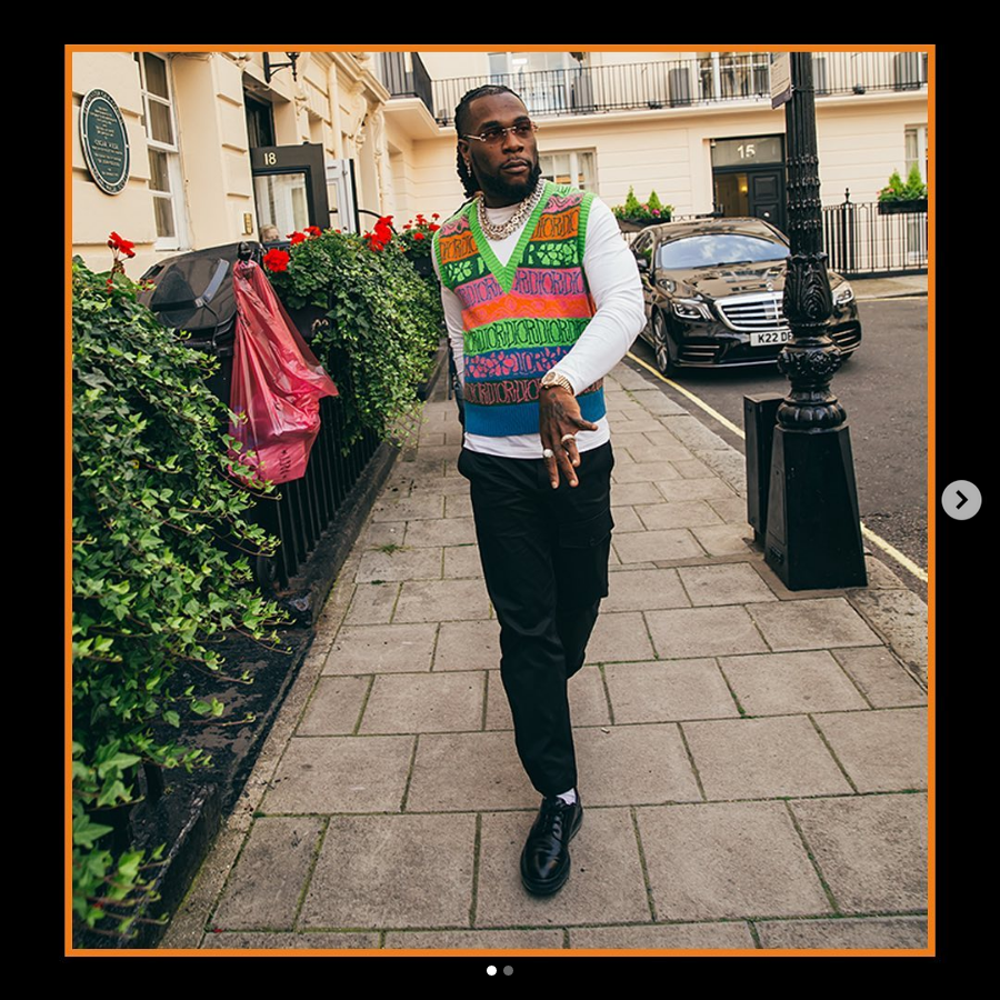 """""""Did You Do It Or You Didn't Do It?""""- Fan Quizzes Burna Boy Over Cheating Allegation"""