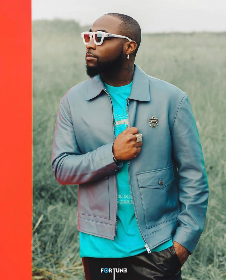 Davido After Making The Word 'Echoke' Hit, Is Set To Give The Street Another Word