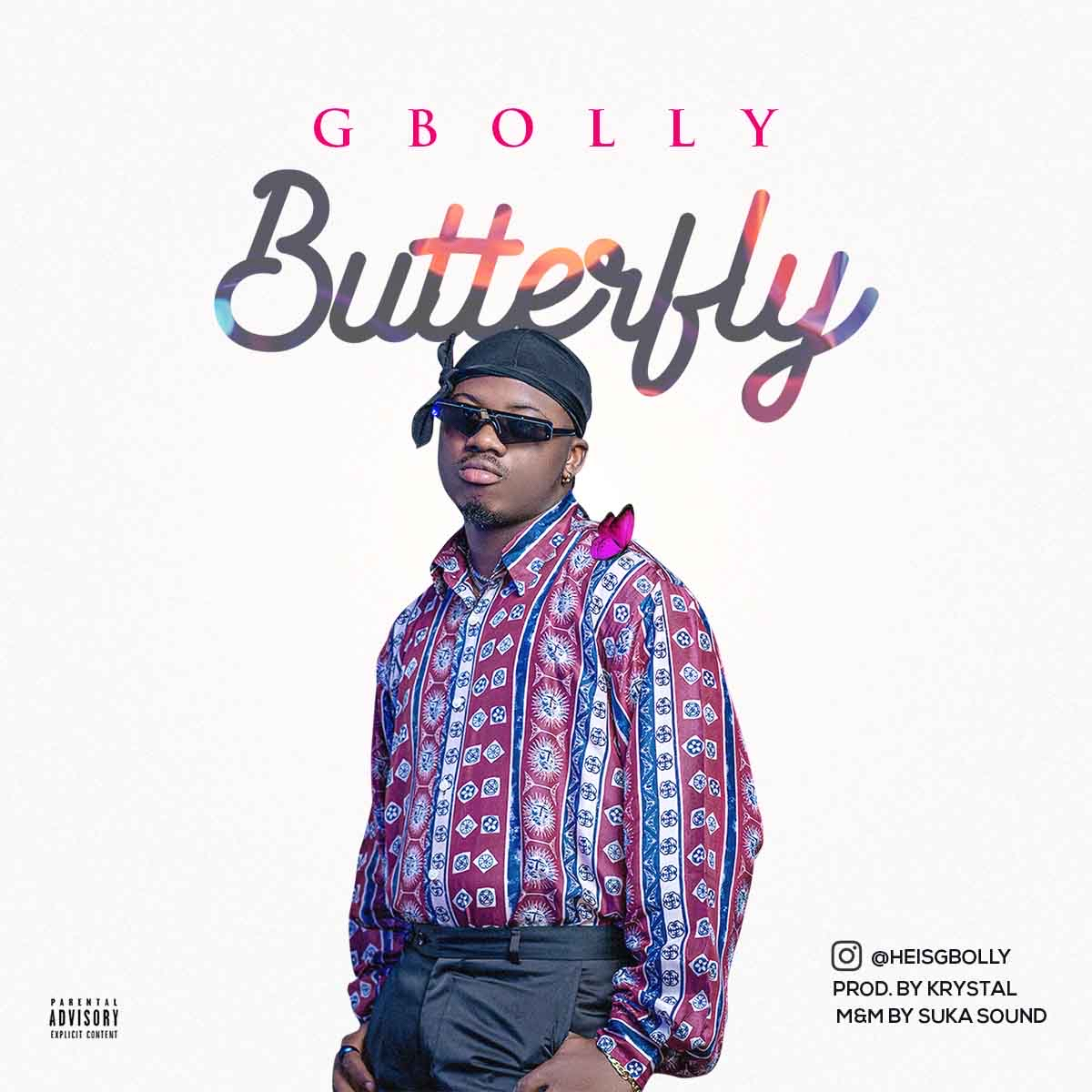 Gbolly Handsome – Butterfly