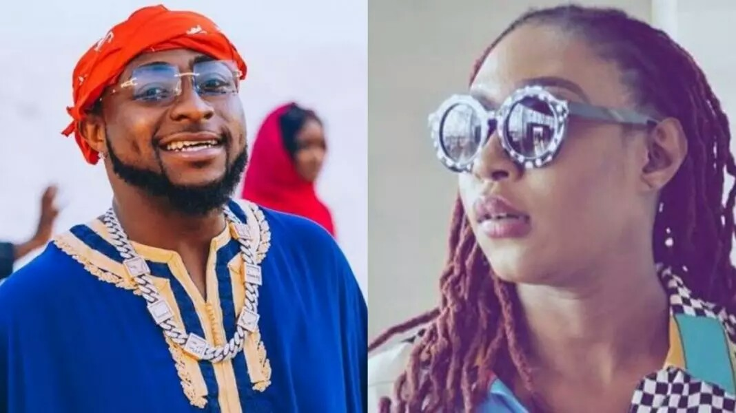 Davido Has Not Picked My Calls For Over 3 Months – Cynthia Morgan