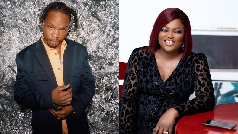 """Naira Marley Would Have Been A Tomato Seller If Not For Funke Akindele's Prayers"" – Actor Reveals"