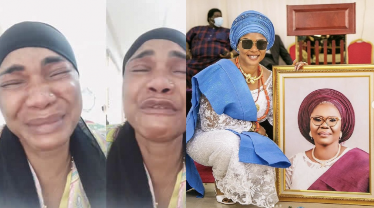 'I Don't Think I Can Ever Accept Your Departure' – Iyabo Ojo Says As She Continues To Mourn Her Mum