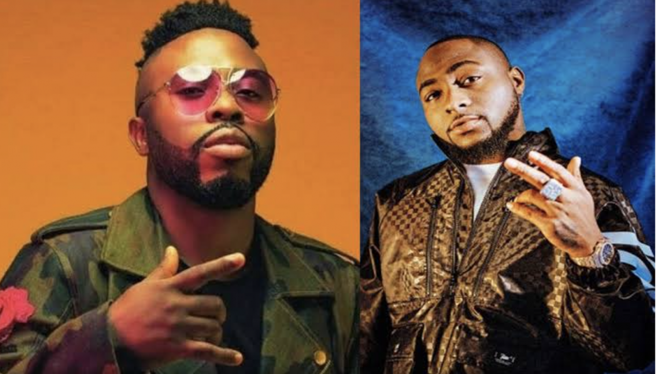 'Nobody Should Compare Davido To Anyone In 2021, He Has Tried' – Samklef