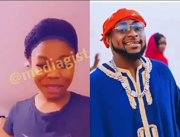 Lady Calls Out Davido After He Rejected His Daughter Who Looks Like His Late Mother (Video)