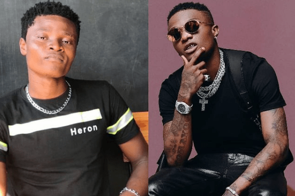 Man Compares Himself To Wizkid, Says He Looks Like Him [Photo]