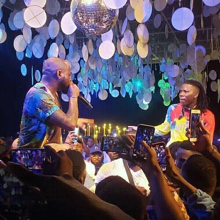 Check Out Photos From Davido And Stonebwoy Wild 'Activate Beach Party' As They Shutdown The City