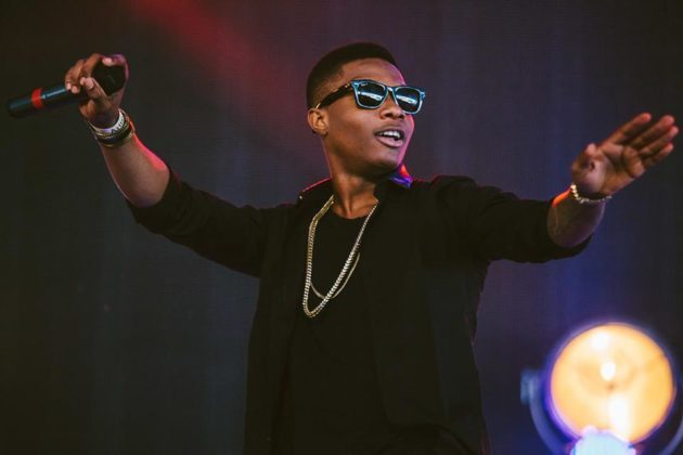 I Would Have Been On The Street If Not For Music-Wizkid