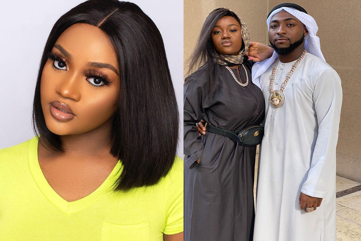 6 Years After They Met In A Private School In Nigeria, See How Davido's Fiancee Turned Out