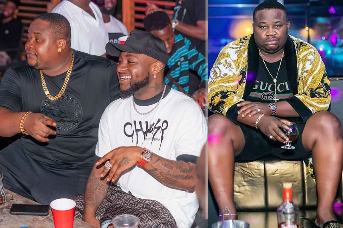 Cubana Chief Priest Roasted For Claiming The Entire Music Industry Will Collapse If Davido Leave Music