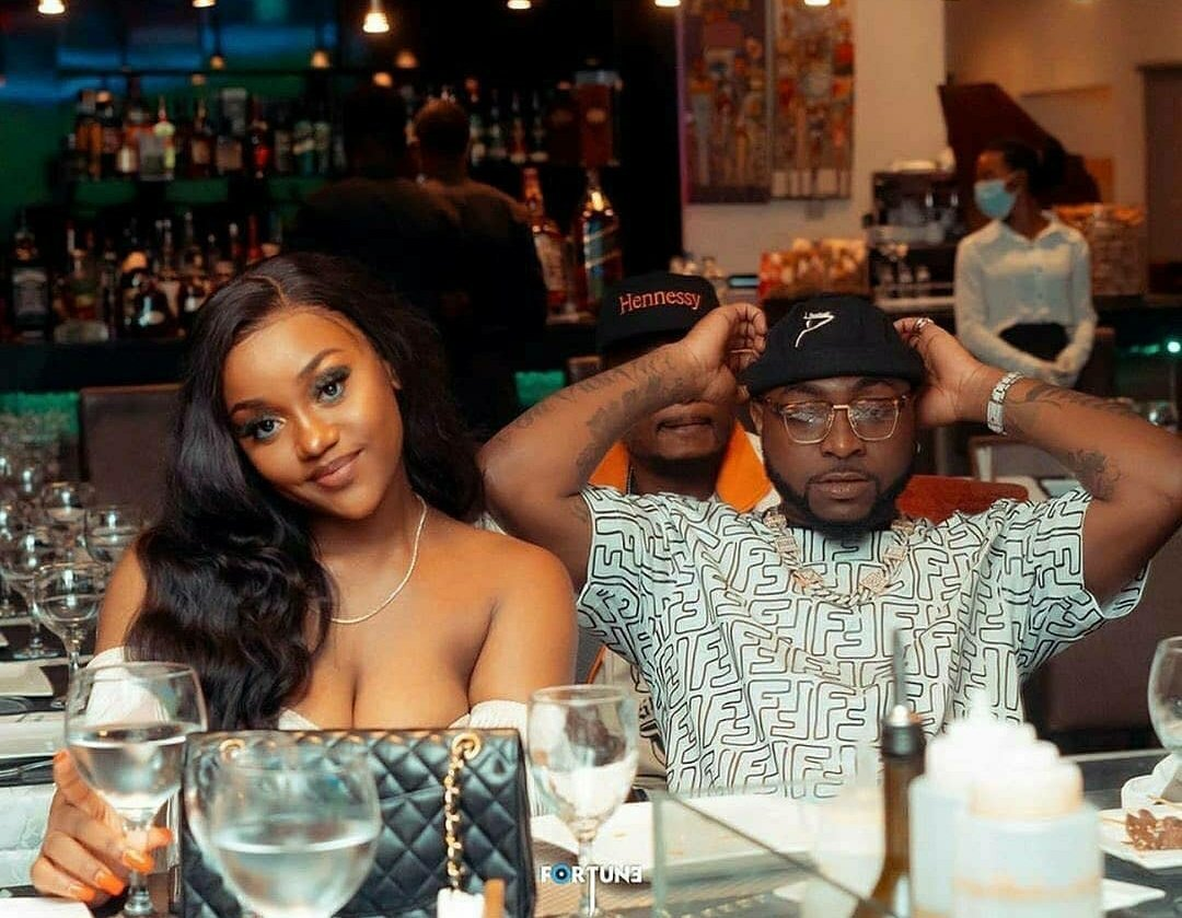 """""""Chioma Is Not A Feeding Bottle Or Engagement Ring Ambassador"""" – Uche Fires Davido"""