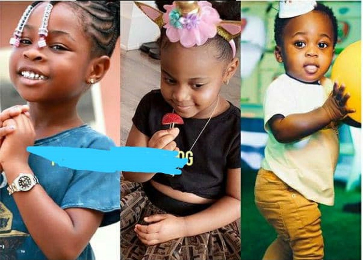 Daddy Love You All – Davido Tells His Children As He Wishes Them A Merry Christmas