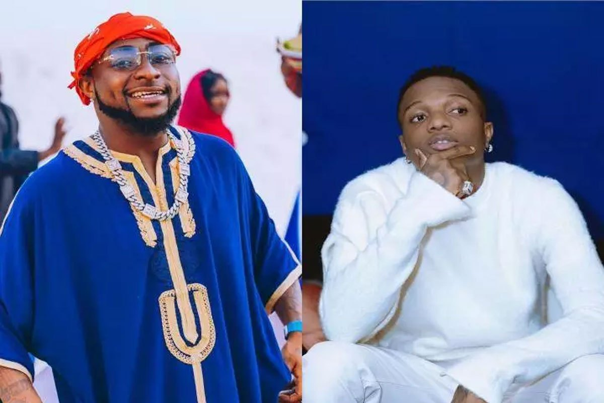 """""""I'm Sad To Say But My Idol Sings Wack Songs, Davido Has Been Better"""" – Honest Wizkid Fan Says"""
