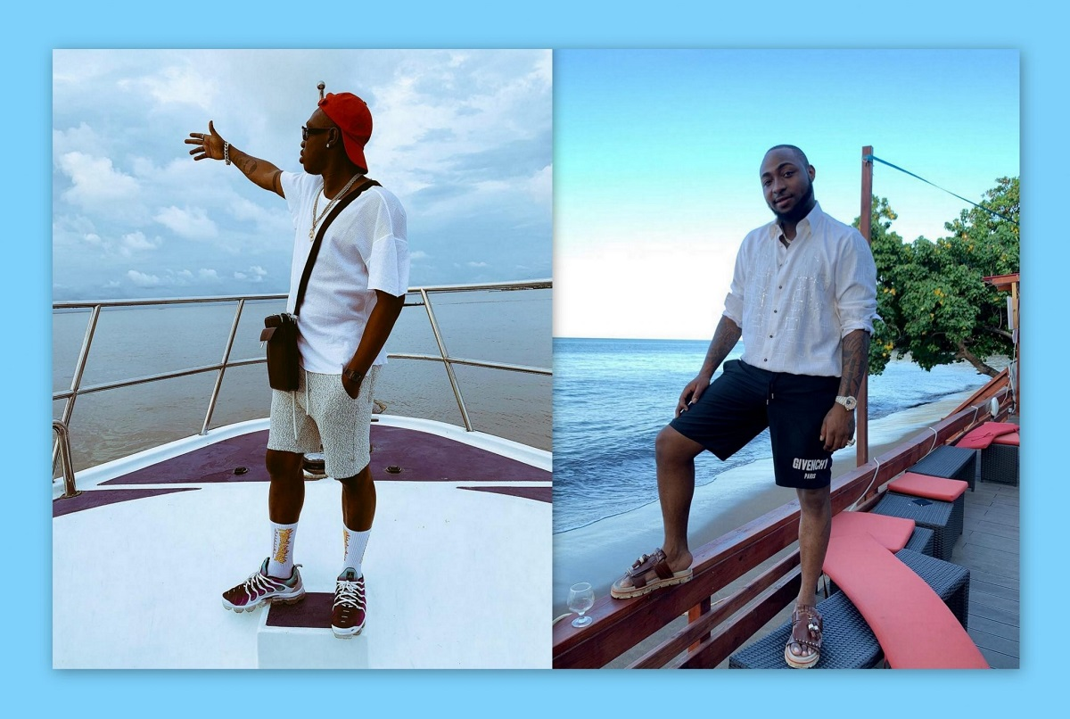 Davido The Prophet, Predicts Zlatan's Next Track After Sharing This