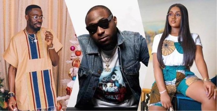 Davido's lawyer slams Chioma after she dragged him for always sharing photos of her fiancé
