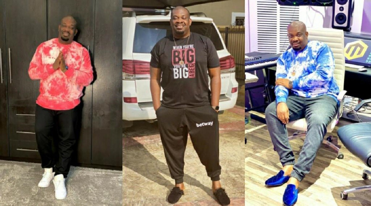Don Jazzy Expresses How Proud He Is Of A Fan Who Quit Smoking Because Of Him