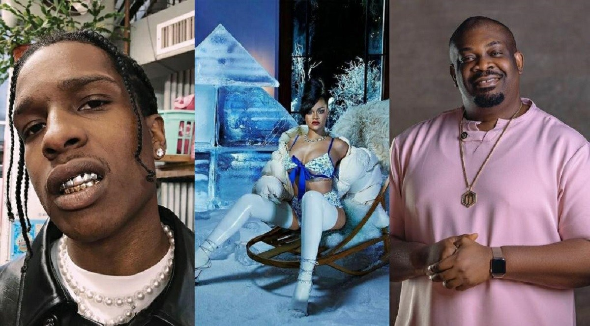 What Kind Of Heartbreak Is This – Don Jazzy Reacts To News Of Rihanna And ASAP Being Inseparable