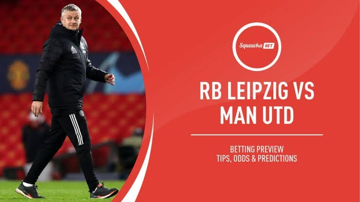 STREAM LIVE: RB Leipzig Vs Manchester United [Watch Now] Champions League 2020/2021 #RBLMUN #MUFC #UCL #FOOTBALL