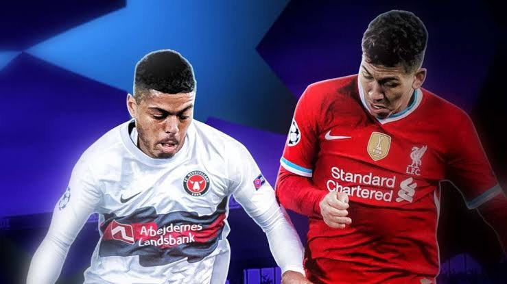 STREAM LIVE: Midtjylland Vs Liverpool [Watch Now] Champions League 2020/2021 #LFC  #MIDLIV #UCL