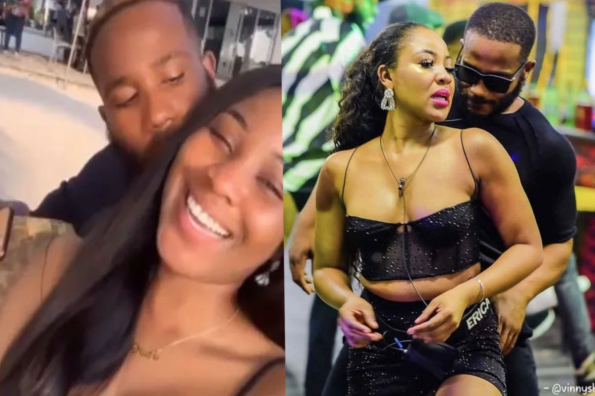 Erica And Kiddwaya Should Just Go Separately Just Like Mercy And Ike – Blessing Okoro Says (Video)