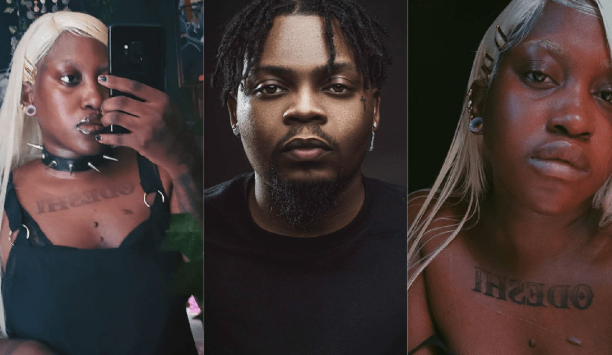 YBNL Princess Settles Her 'Beef' With Olamide After Dragging Him For Asking People To Bully Her