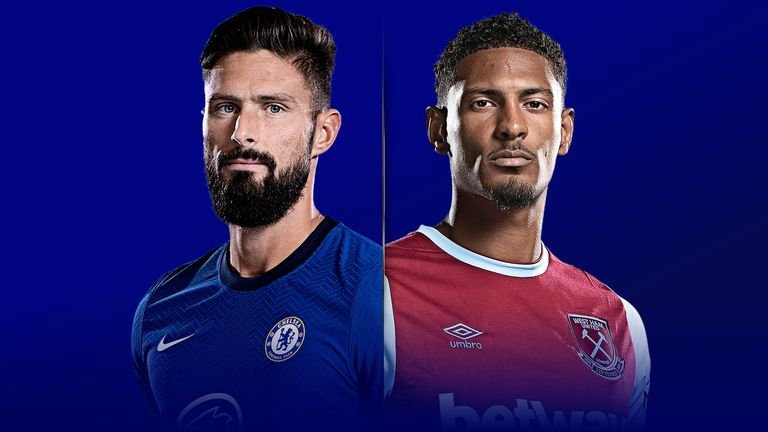 STREAM LIVE: Chelsea Vs West Ham United [Watch Now] Premier League 2020/2021 #CHEWHA #EPL #CFC #FOOTBALL