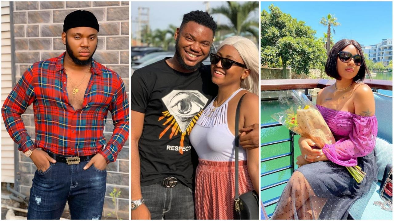 """A Real One For Life"" – Regina Daniels Praises Childhood Lover, Somadina"