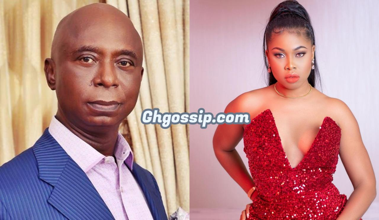 Ned Nwoko Proposed To Me When I Was Younger But I Rejected Because I Didn't Have Sense-BBNaija Princess Reveals