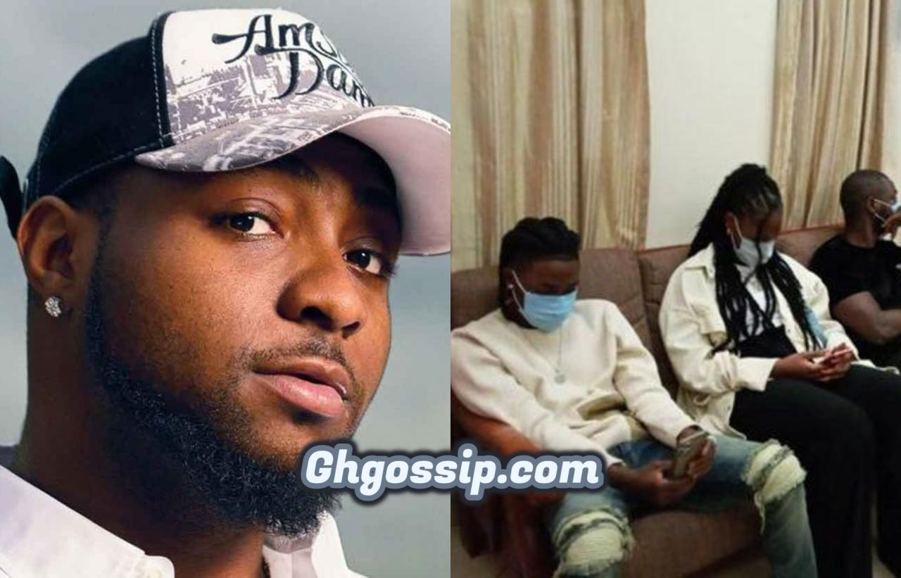 Davido Reacts To The Arrest Of Omah Lay And Tems In Uganda