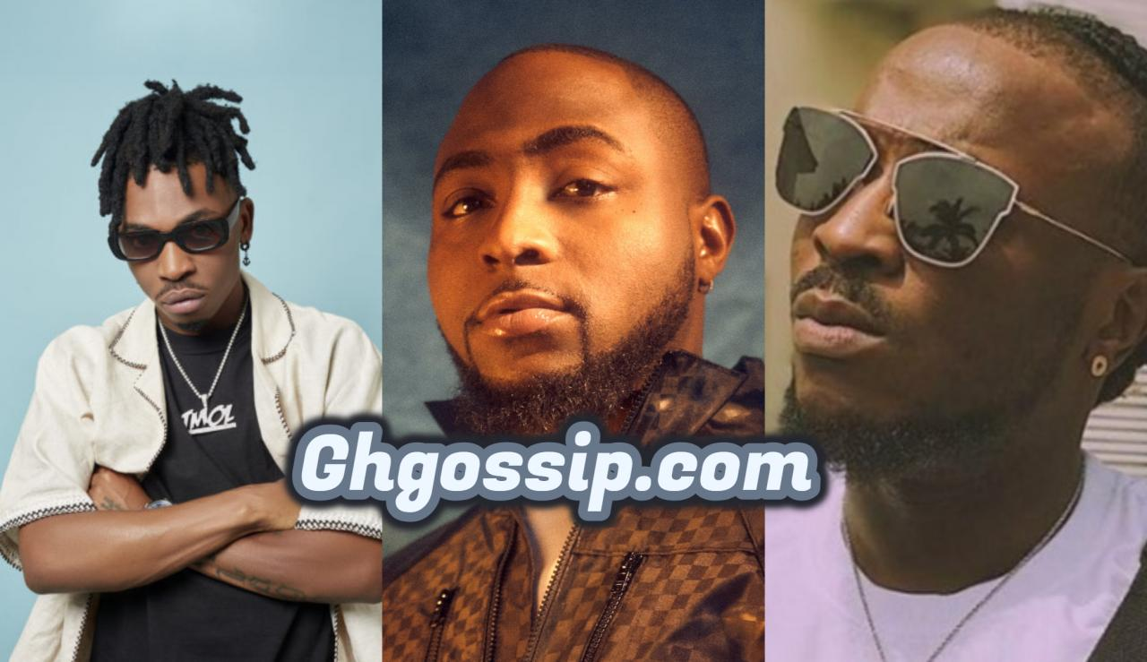 Davido Is Nothing Without Peruzzi And Mayorkun-Fan Says