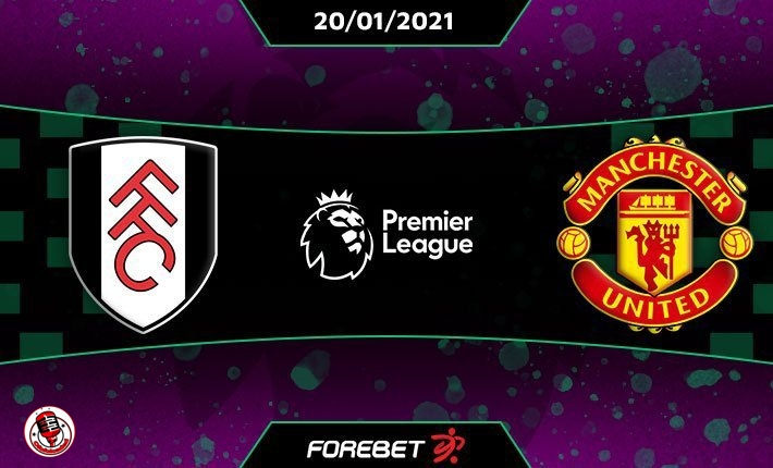 STREAM LIVE: Fulham Vs Manchester United [Watch Now] Premier League 2020/2021 #FULMUN #MUFC #EPL #FOOTBALL