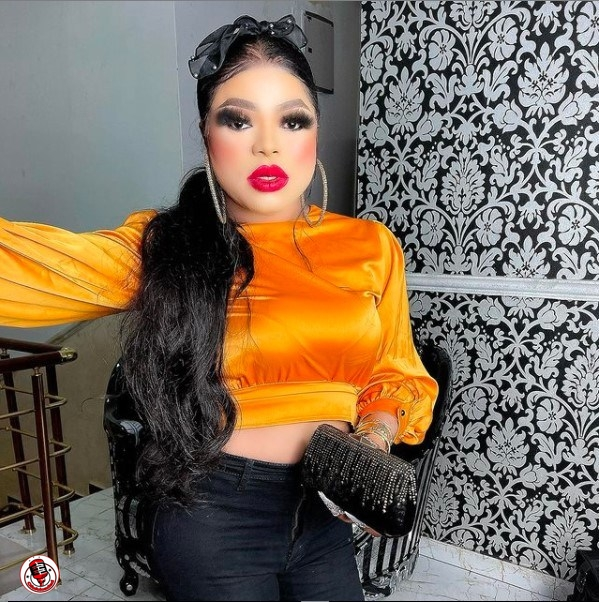 'Haaaaa Bob She Can Slay Die !!!!!' – Bobrisky Says As He Drops Another Epic Video
