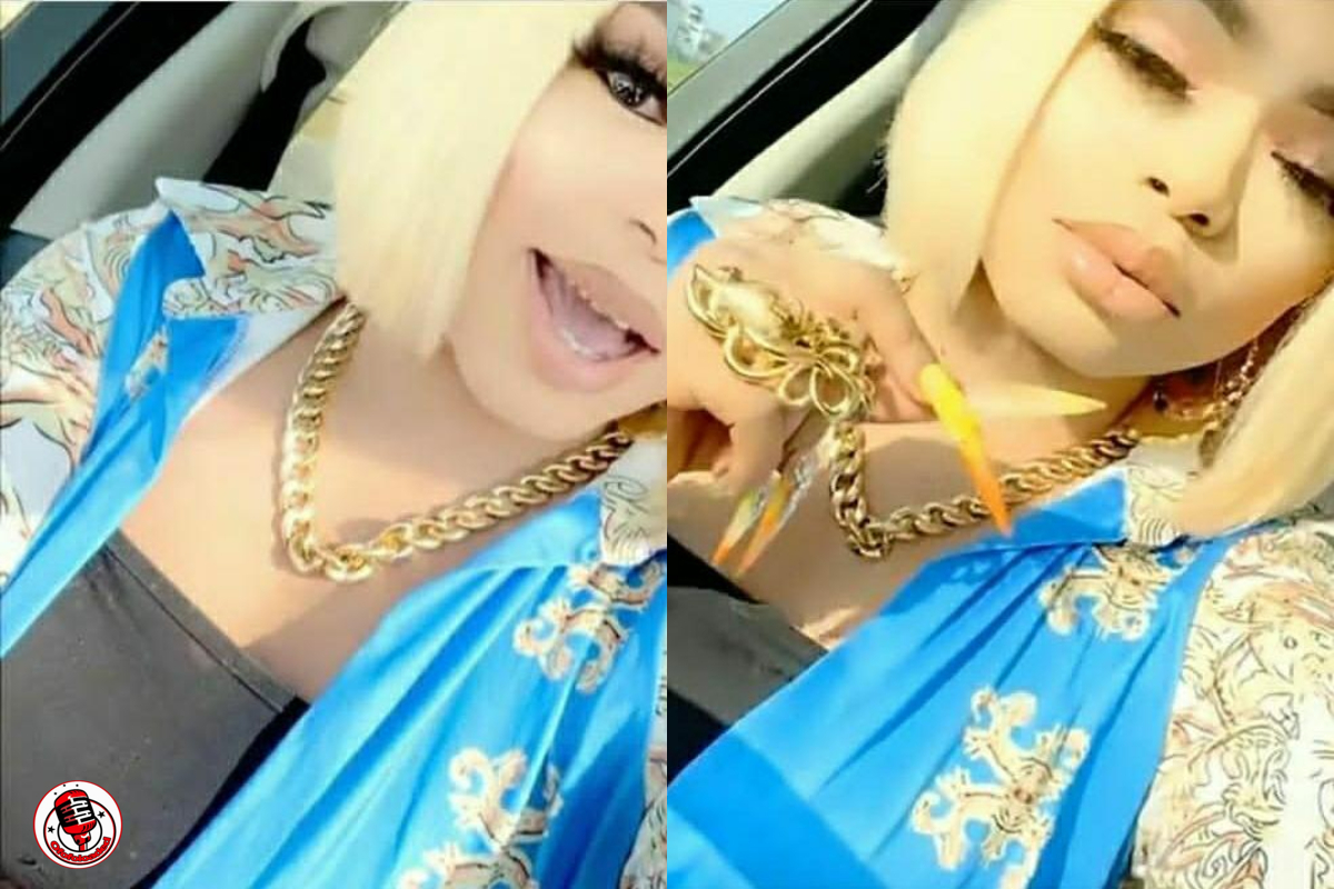 MAD OO!!! Bobrisky Dragged For Wearing Torn Inner While Advising Women On Securing Rich Men
