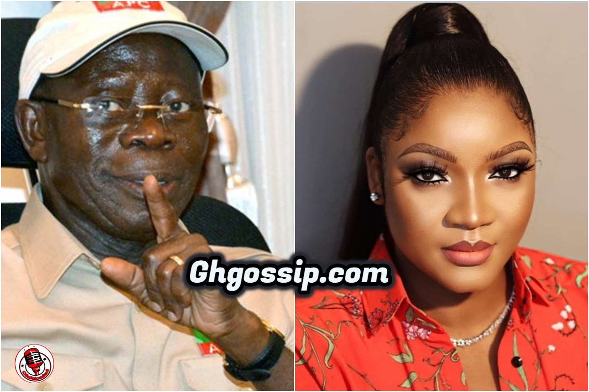 Omotola Jelade Calls Out Blogger, GLB For Implying She Is Having An Affair With Adams Oshiomole